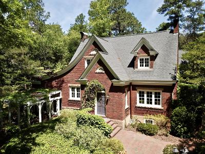 Southern Pines Single Family Home For Sale: 140 Pinegrove Road
