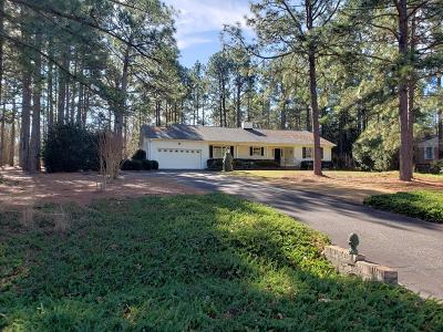 Whispering Pines Single Family Home For Sale: 10 Shadow Drive
