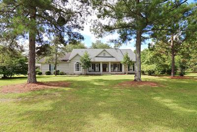 Moore County Farm For Sale: 170 Lindenhurst Farms Road