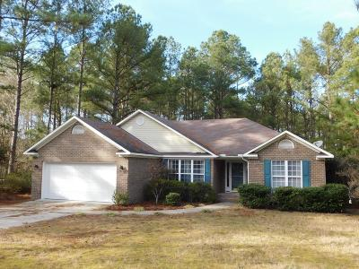 Whispering Pines Single Family Home For Sale: 74 Shadow Lane