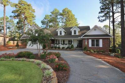 Pinehurst Single Family Home For Sale: 12 Bent Tree Court