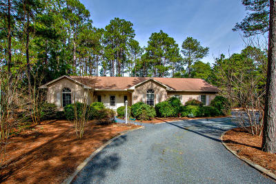 Whispering Pines Single Family Home Active/Contingent: 54 Birdie Drive