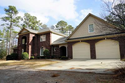 Carthage Single Family Home For Sale: 5717 Nc Hwy 22