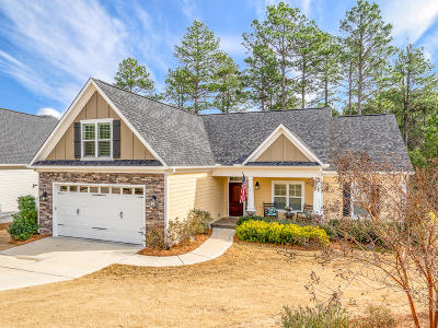 Southern Pines Single Family Home For Sale: 206 Sundew Court