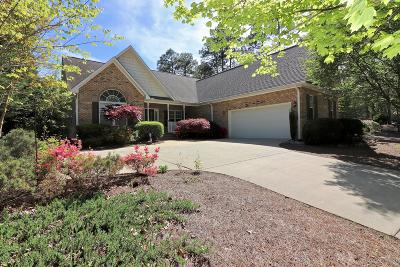 Pinehurst Single Family Home Active/Contingent: 8 Ash Court
