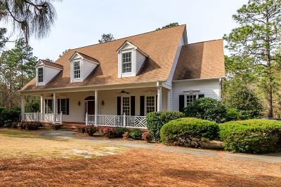 Pinehurst Single Family Home For Sale: 102 Chesterfield Drive
