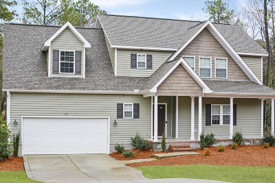 Pinehurst Single Family Home For Sale: 10 Barkley Lane