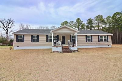 Moore County Single Family Home Active/Contingent: 328 Grady Road