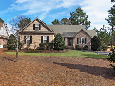 Moore County Single Family Home Active/Contingent: 188 Paula Court