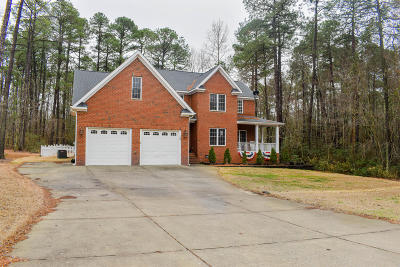 Single Family Home For Sale: 107 Grayson Place