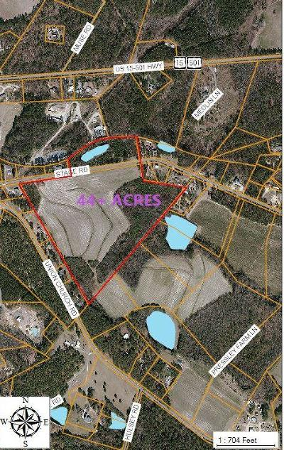 Carthage Residential Lots & Land For Sale: 683 Stage Road