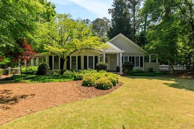 Pinehurst Single Family Home For Sale: 160 Dundee Road
