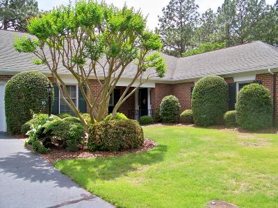 Southern Pines Condo/Townhouse Active/Contingent: 16 Middleton Place