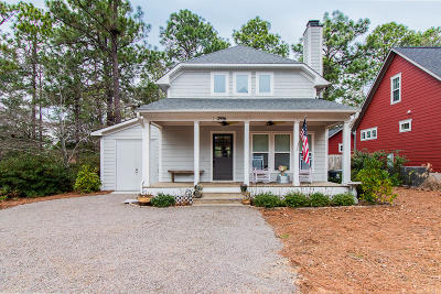Southern Pines Single Family Home For Sale: 3996 Youngs Road