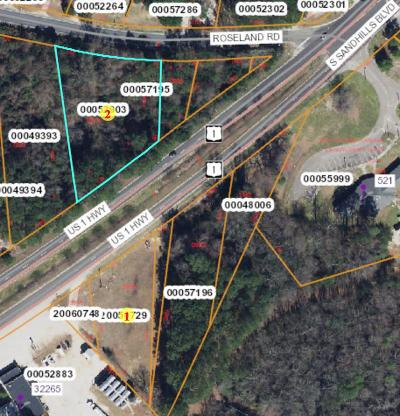 Moore County Commercial For Sale: S Sandhills Boulevard