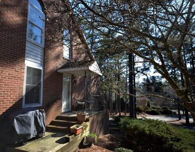 Pinehurst Condo/Townhouse Active/Contingent: 16 C Pinehurst Manor