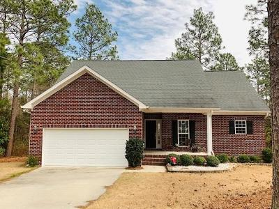 Vass Single Family Home For Sale: 967 Blackeyed Susan Place