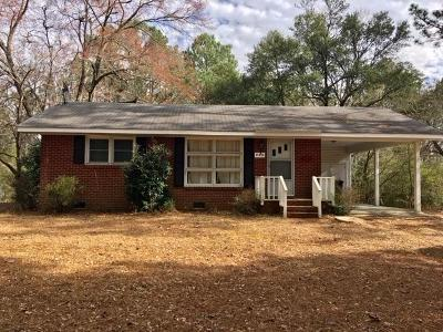 Aberdeen Single Family Home Active/Contingent: 900 N Poplar Street