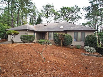 Pinehurst Single Family Home For Sale: 100 Ridgewood Road