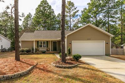 Pinehurst Single Family Home Active/Contingent: 1500 E Longleaf Drive