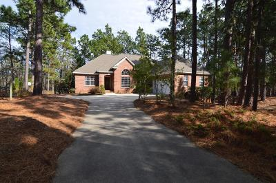 Pinehurst Single Family Home For Sale: 10 Grayson Lane