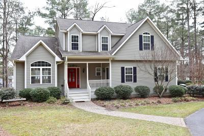 Whispering Pines Single Family Home Active/Contingent: 141 Lakeview Drive