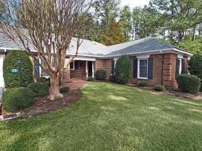 Southern Pines Condo/Townhouse For Sale: 12 Middleton Court