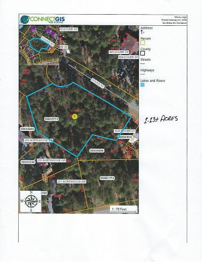 Southern Pines NC Residential Lots & Land For Sale: $80,000