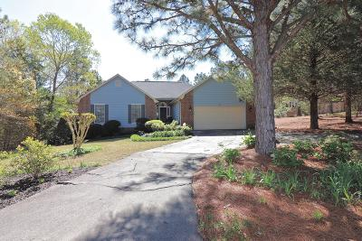 Pinehurst Single Family Home For Sale: 4 Starlit Court