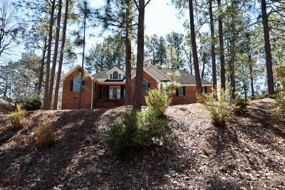 Seven Lakes, West End Single Family Home For Sale: 119 Berkshire Court