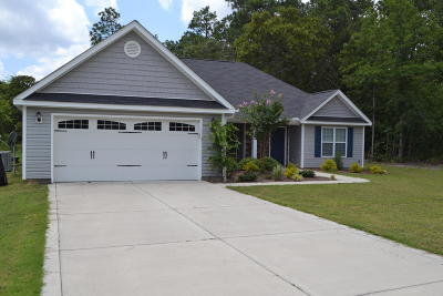 Moore County Rental For Rent: 316 Shepherd Trail