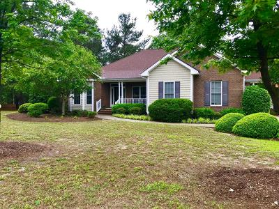 Whispering Pines Single Family Home For Sale: 4 Morning Glory Lane