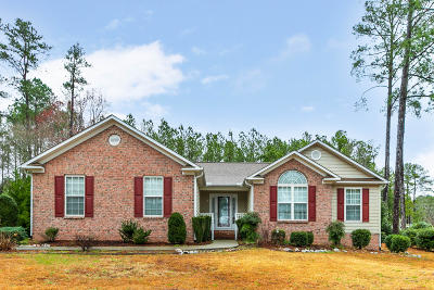 Whispering Pines Single Family Home For Sale: 2 Dogwood Place