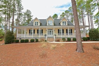 Jackson Springs Single Family Home Active/Contingent: 12 S Shamrock Drive