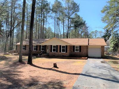 Moore County Rental For Rent: 906 N Glenwood Trail Trail