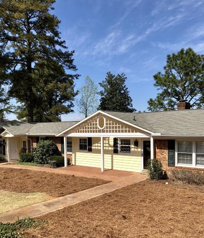 Whispering Pines Single Family Home For Sale: 44 Pine Ridge Drive