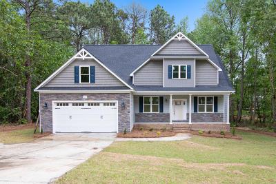 Single Family Home For Sale: 460 Carolina Way