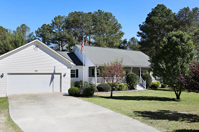 Whispering Pines Single Family Home For Sale: 140 Arrow Wood Road