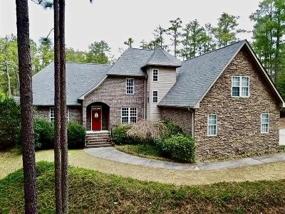 Pinehurst Single Family Home Active/Contingent: 10 Quail Run