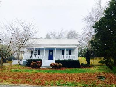 Aberdeen Single Family Home For Sale: 304 Fayetteville Street