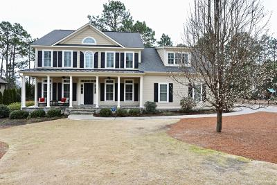 Moore County Single Family Home Active/Contingent: 310 Wiregrass Lane