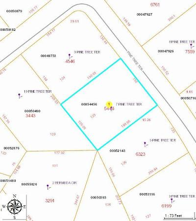 Jackson Springs Residential Lots & Land For Sale: 7 Pine Tree Terrace