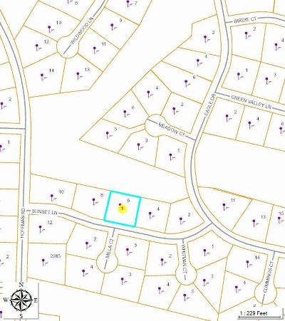 Foxfire Residential Lots & Land For Sale: 6 Sunset Lane