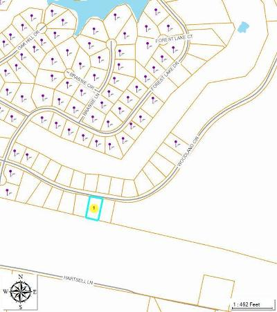 Foxfire Residential Lots & Land For Sale: 179 Woodland Circle