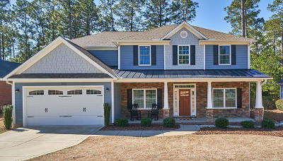 Southern Pines Single Family Home Active/Contingent: 180 Wiregrass Lane