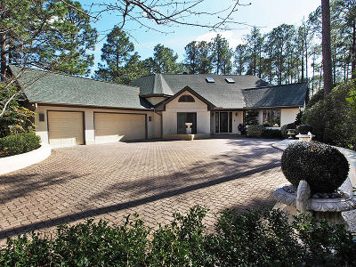 Moore County Single Family Home For Sale: 55 Glasgow Drive