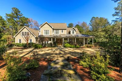 Pinehurst Single Family Home Active/Contingent: 25 E Barrett Road