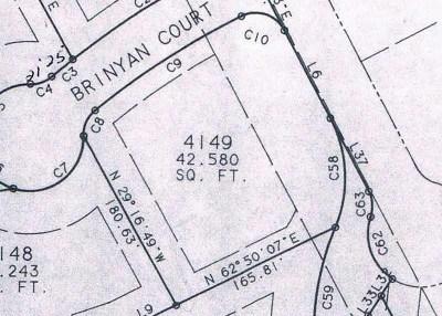 Pinehurst Residential Lots & Land For Sale: 13 Brinyan Court