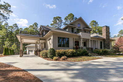 Southern Pines Single Family Home Active/Contingent: 15 Masters Ridge Place