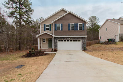 Pinehurst Single Family Home For Sale: 9 Juniper Lane